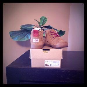 Worn 1x toddler UGG boots